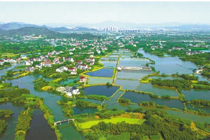 8月底全面完工 德清全面启动山水花园型美丽县城建设