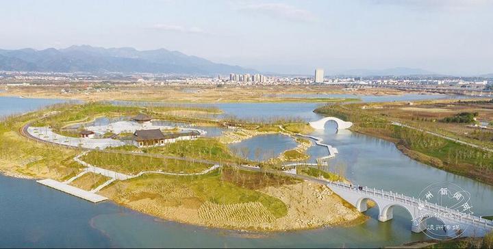 5月1日起 嵊州市艇湖城市公园a岛正式对外开放
