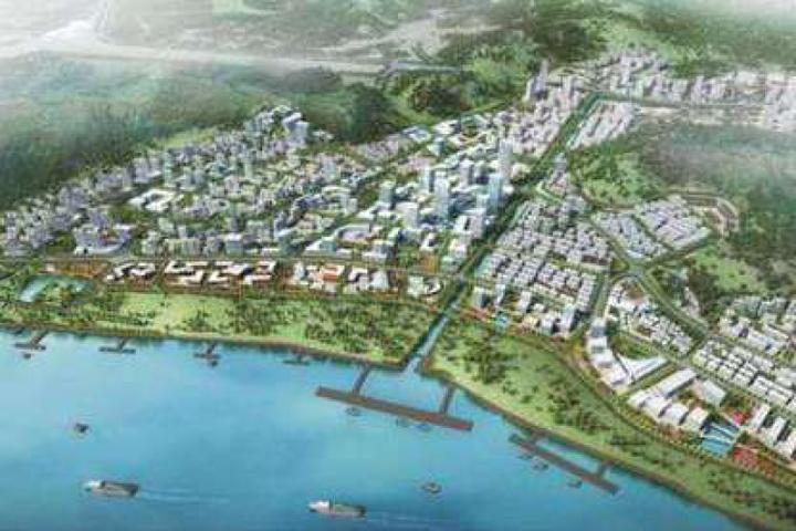 潘晓辉在调研蚂蚁岛管委会时强调 打造特色样板小镇
