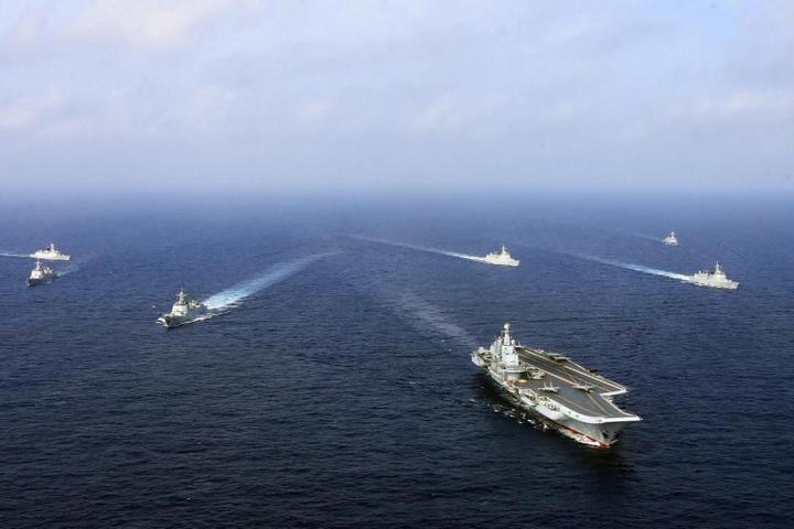 辽宁舰航母编队战力几何?专家:已形成初步作战能力