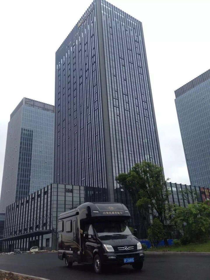"""27幢商务楼首季纳税4亿多 海宁兴起""""楼宇经济"""""""