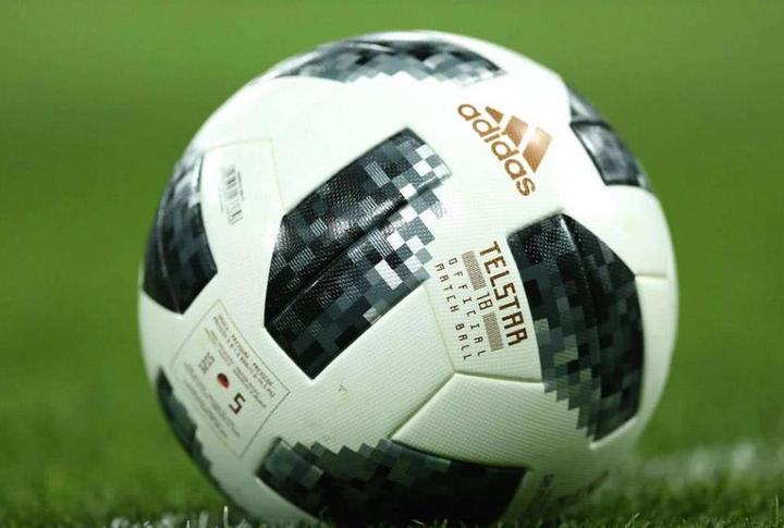 2018世界杯足球 资料图