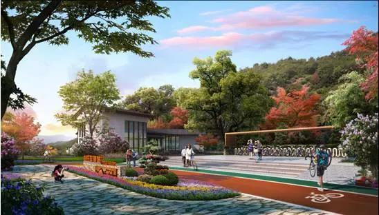 苍南建6公里森林生态骑步综合绿道,周边美景