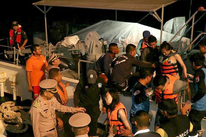 新西兰克马德克群岛发生5.9级地震 震源深度20千米