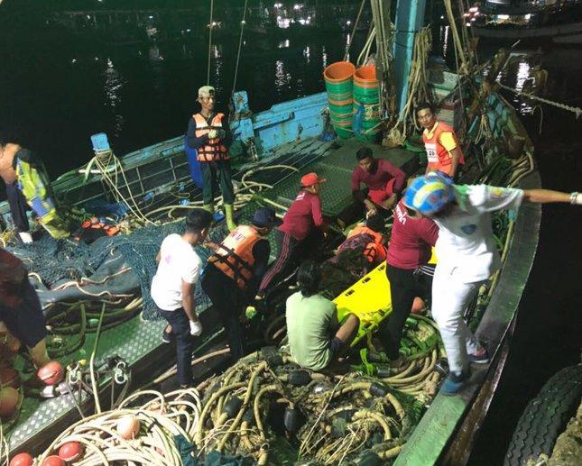 北京7月6日电据泰国头条新闻消息,泰国普吉岛游船倾覆事故遇难人数已