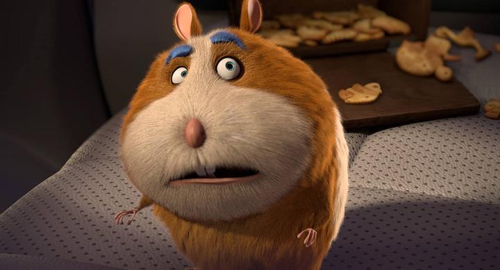 已经上映的《神奇马戏团之动物饼干》,从画风上来说是浓浓的好莱坞