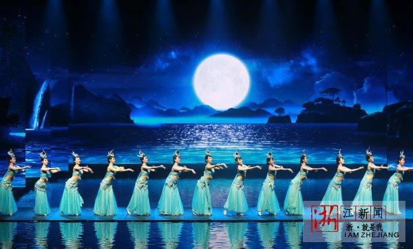打造桂林文化新地标  7月28日,桂林千古情景区在桂林阳朔县开门迎客