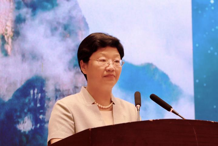 15:10  台州市委常委,宣传部长叶海燕致辞.