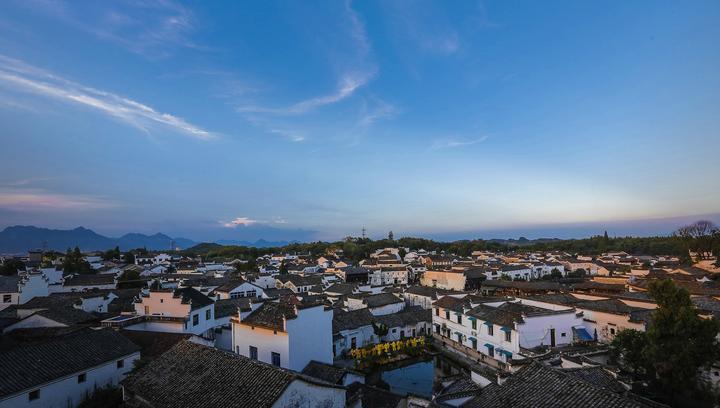 浙江小城镇文明行动测评 金华三个地方成首批样板