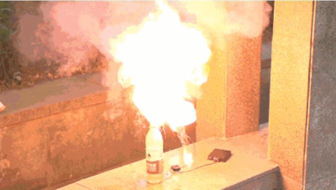 火焰爆炸帧动画素材