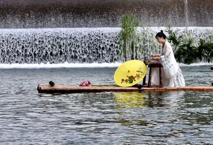 感受山水释放激情 武义西联乡首届户外运动旅游节开幕