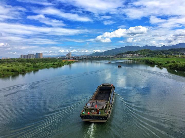 浙江省金华兰溪风景