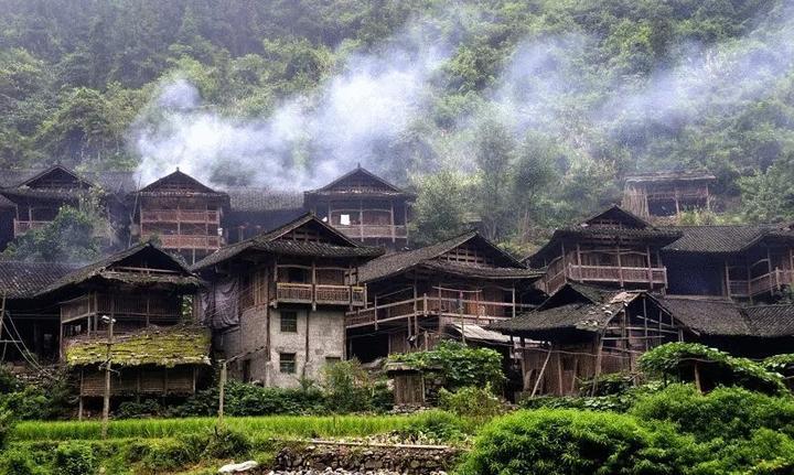 土家族房子的建筑特色