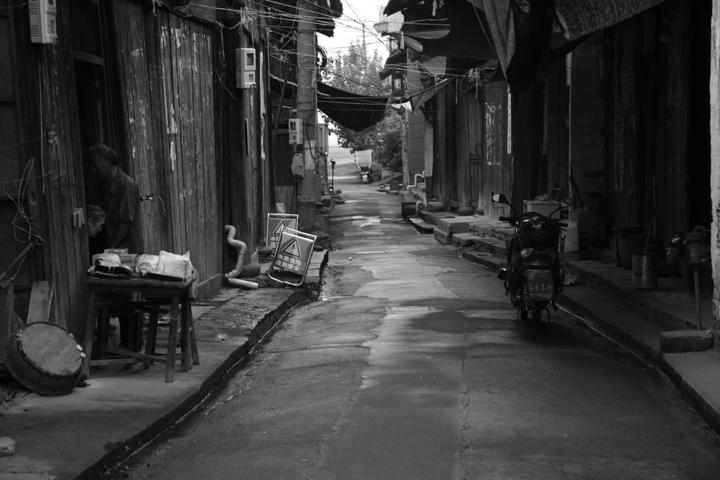 金华老街_摄影师驾到 金华人眼中的世界(9.4)