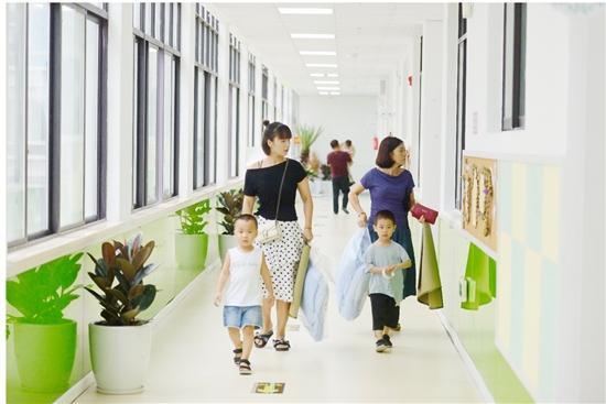 柳市教育新动作——新建公办幼儿园 优化校园布局