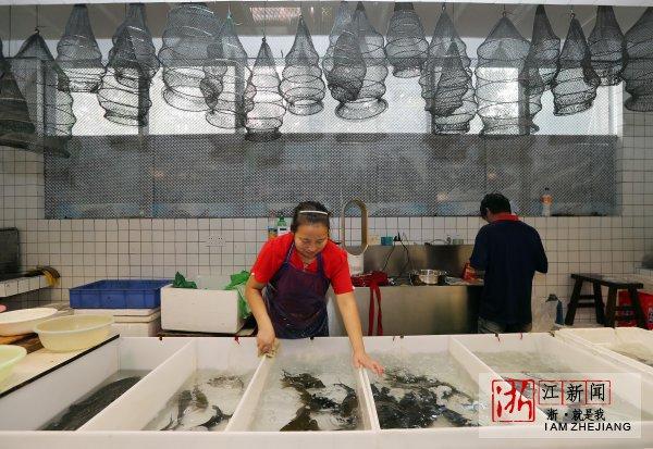 中国味杭儿风 国际设计大咖改造杭州老菜场