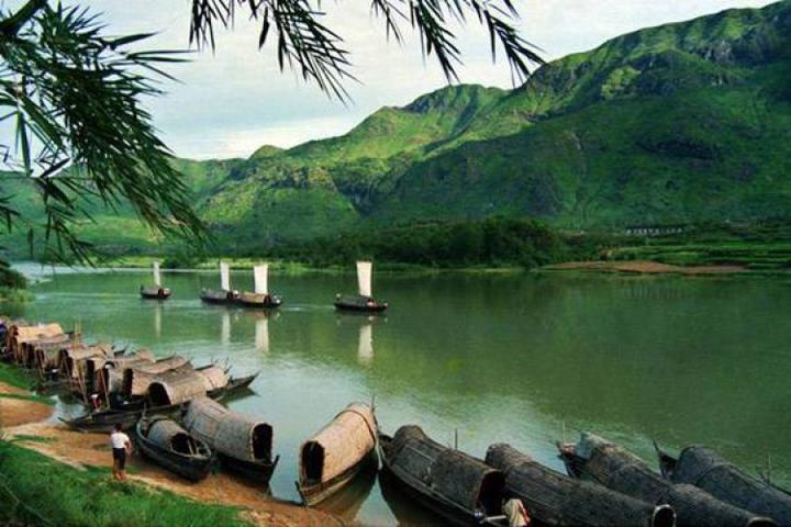 浙報點贊   溫州打造鄉村示范帶將盆景變成風景