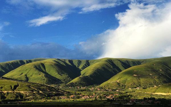 3018川藏国道风景