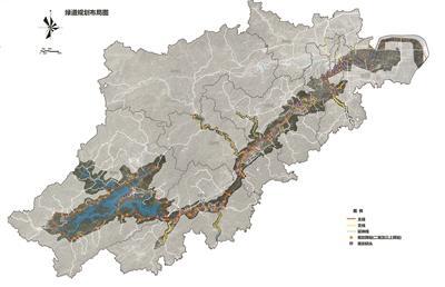 杭州湘湖景区路线图