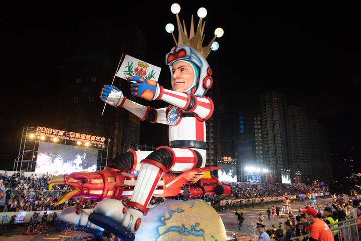 视频回放丨法式狂欢来了!浙江新闻带你看宁波·尼斯嘉年华