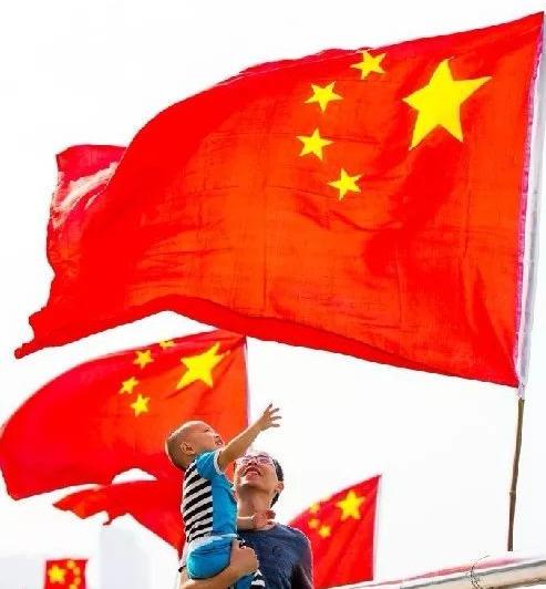 国旗设计者曾联松家乡瑞安,是这么庆祝国庆的