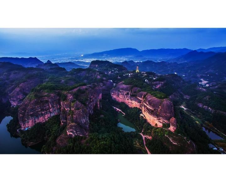 方岩风景区在全省风景名胜区管理评价中获表扬