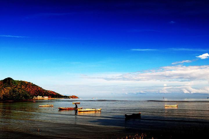 东帝汶海岛风光.图片来自网络