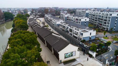 千年古镇添新韵 海宁长安镇建设美丽城镇提升颜值重塑
