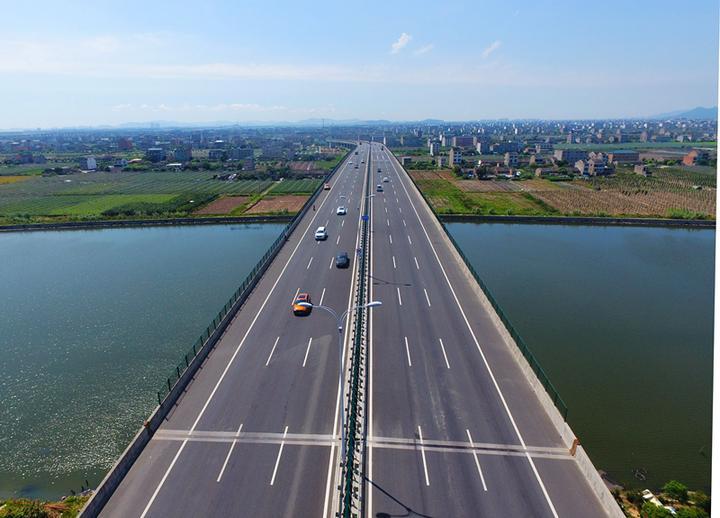 温岭城南风景图
