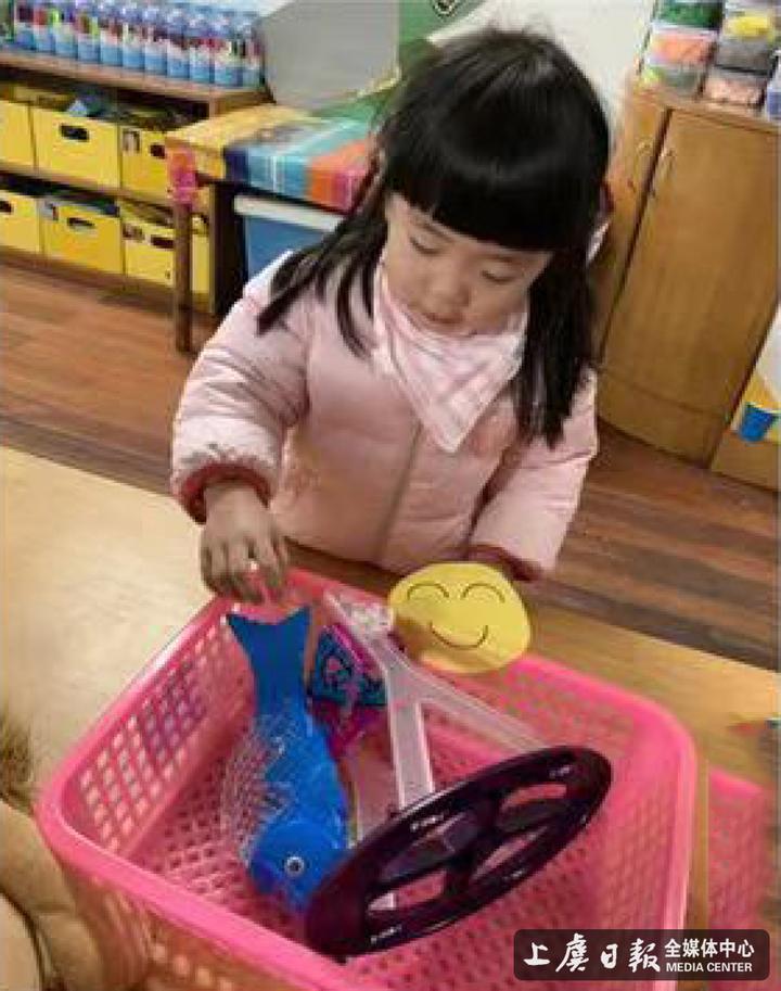 小游戏 大智慧——鹤琴幼儿园小小2班在玩中学习