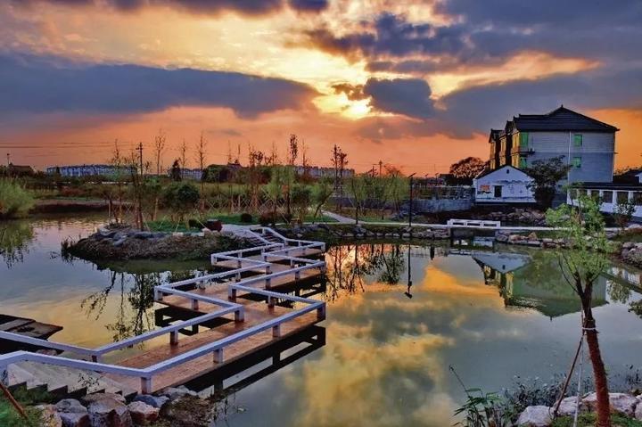 展示乡村振兴风貌 嘉兴这三个村成中国美丽乡村百佳