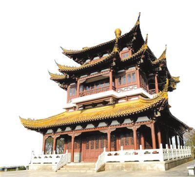位于今天江苏镇江南山风景区的鹤林寺,是南山景区最古老,最著名的寺院