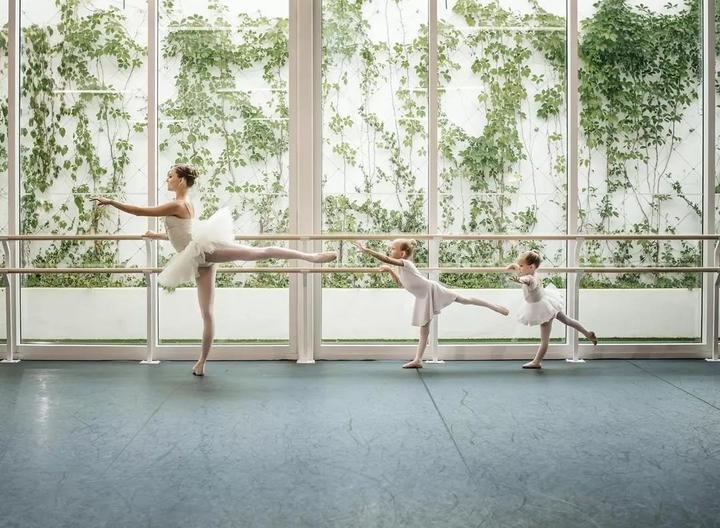 上虞 > 努力舞出自己最爱的样子  科普贴: 芭蕾舞蹈作为一种以肢体