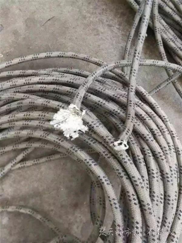 """安全绳如何正确使用   安全绳时高空作业时的""""生命绳"""",到底它是"""