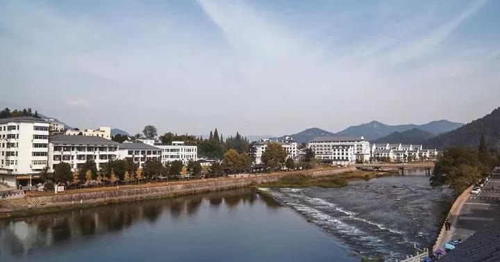 龙游县溪口古镇借力小城镇整治出新貌