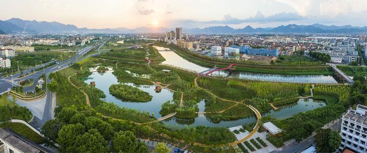 """美丽看得见触得到 流淌的浙江风景是这样""""修炼""""的"""
