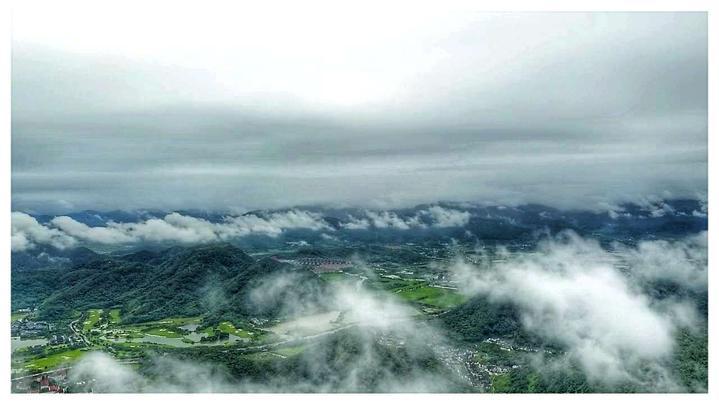 大山的风景图片