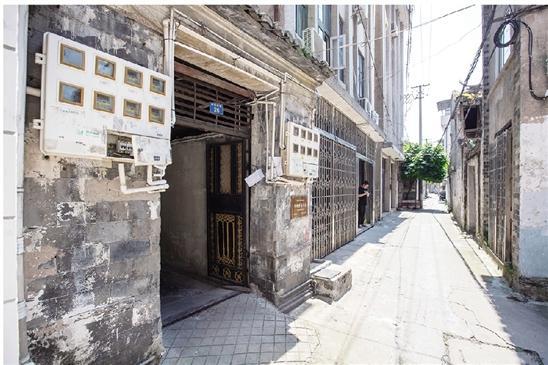 瑞安城古街老巷【虹南篇】:申明亭巷图片