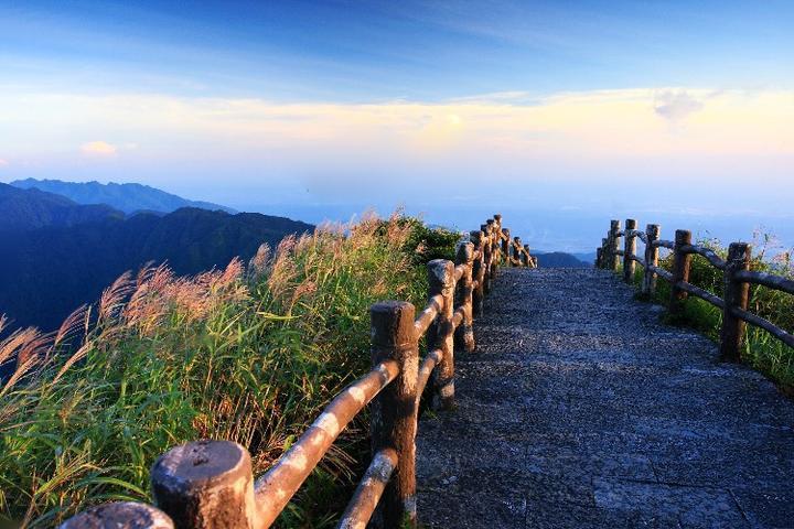 大明山风景区