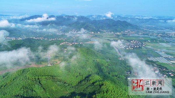 德清:乡村风景生态画