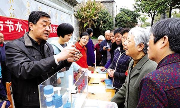 各有节水妙招宁波新增50个省级节水型居民小区