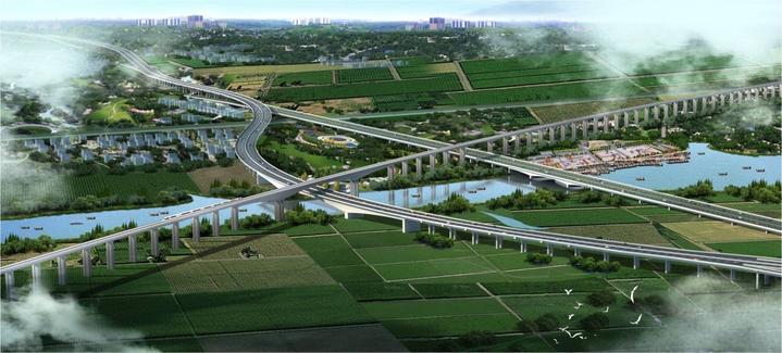 """第三条绕城近了!杭州""""中环""""首个工程项目签约"""