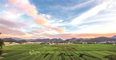 美丽乡村 建德打造全省乡村振兴示范区