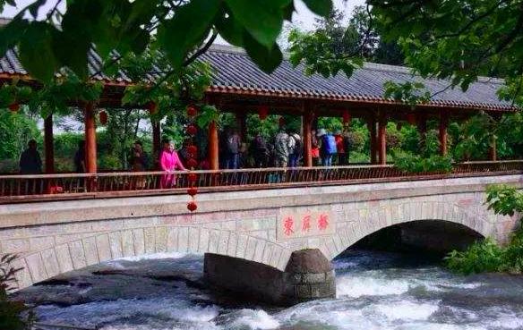 汤溪人口_曲江汤溪温泉照片