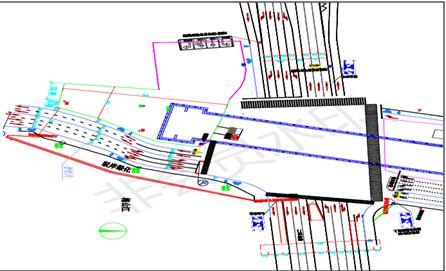 绍兴轨道交通1号线二环北路站将实行交通导改