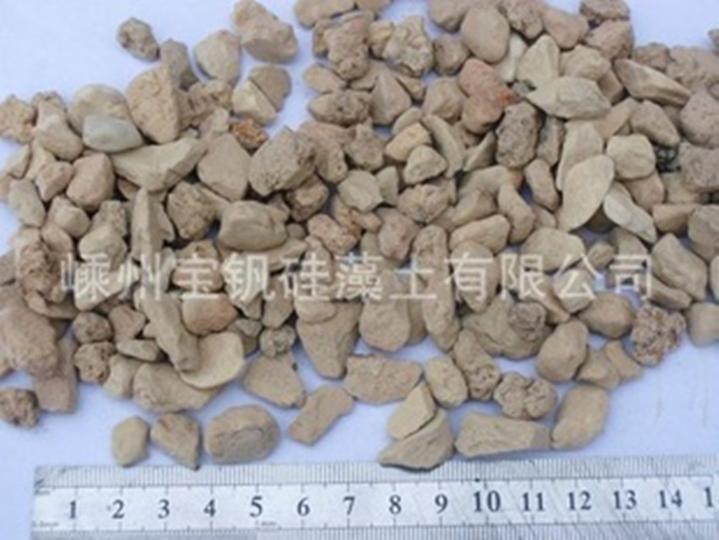 """""""宝钒硅藻土""""大力推进硅藻土延伸产品开发"""