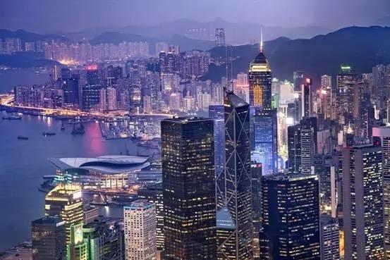 杭港联手打造 高端服务业示范区
