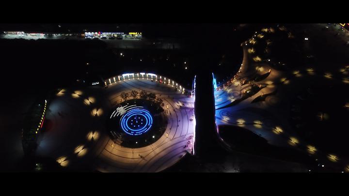 新增景观桥、音乐喷泉 朱家尖南沙景区旧貌换新颜