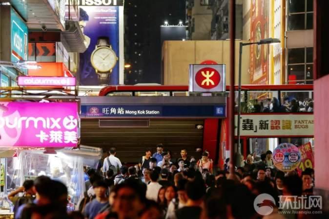 8月20日的香港 这才是该有的样子(图1)