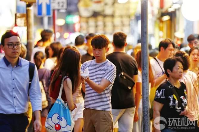 8月20日的香港 这才是该有的样子(图2)
